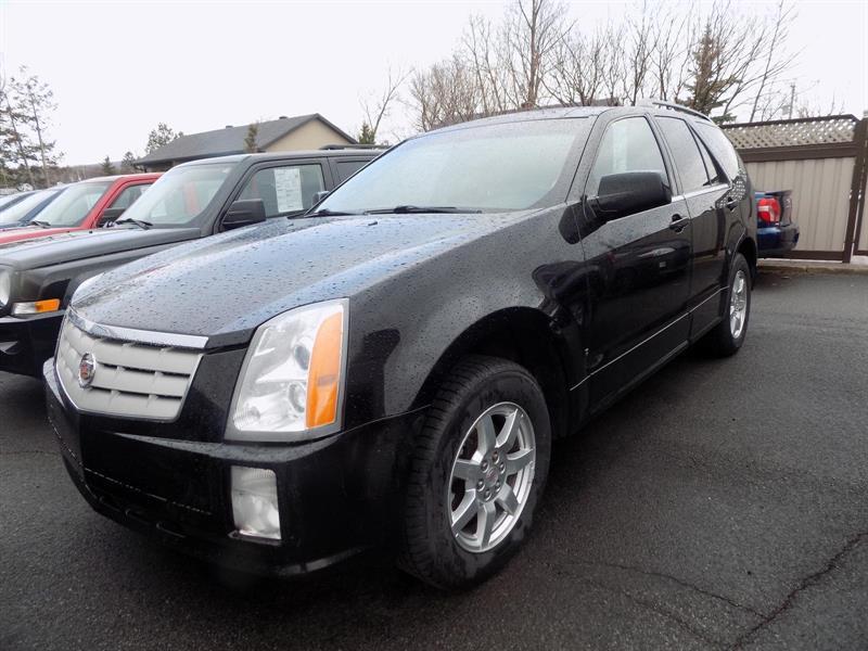 Cadillac SRX 2008 #AD3111