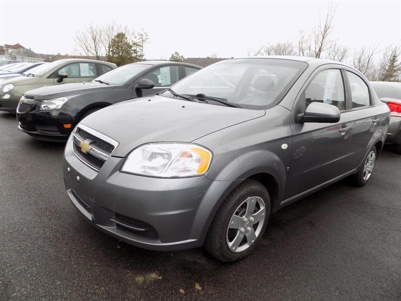 Chevrolet Aveo 2008 LS #AD1799