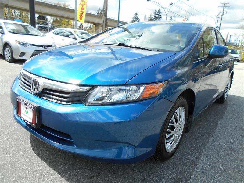 2012 Honda Civic Sedan LX #MM0321