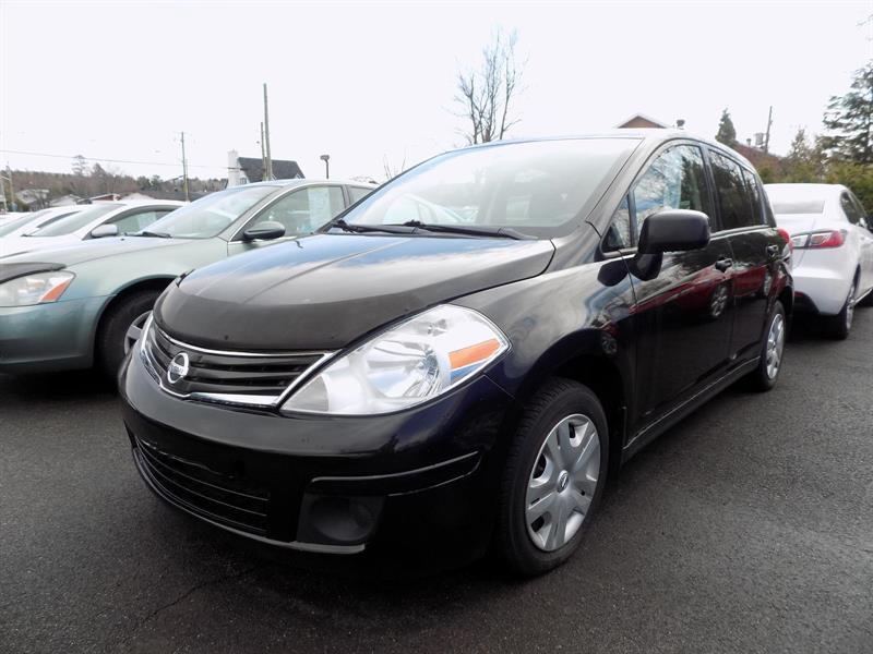 Nissan Versa Hatchback 2011 1.8 S #AD3339