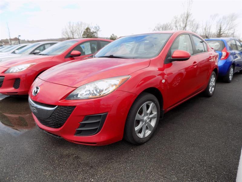 Mazda 3 2010 GX #AD2152