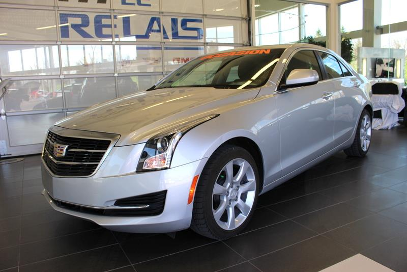 Cadillac ATS Sedan 2016 AWD 2.0 LITRES TURBO #72005