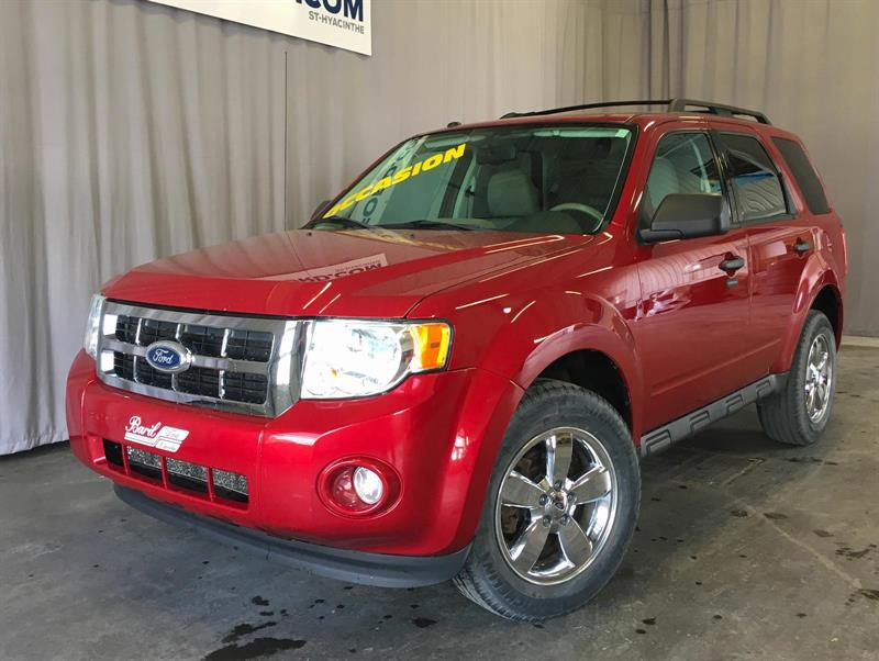 Ford Escape 2010 XLT #70504A