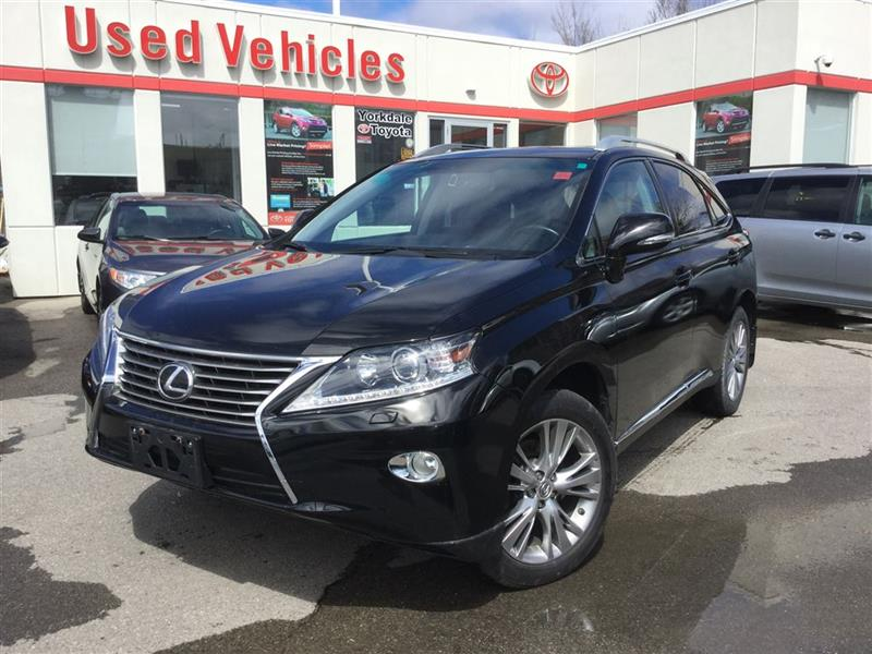 2013 Lexus RX 350 ****SOLD SOLD SOLD**** TOURING, SUNROOF, LEATHER, #P6359