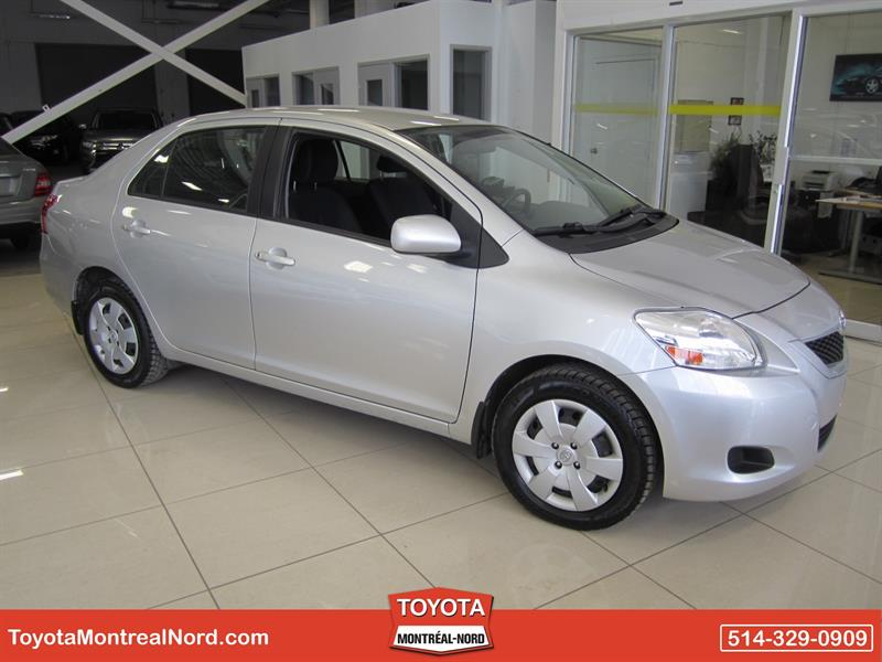 Toyota Yaris 2012 Berline Gr. Electric #2517 AT