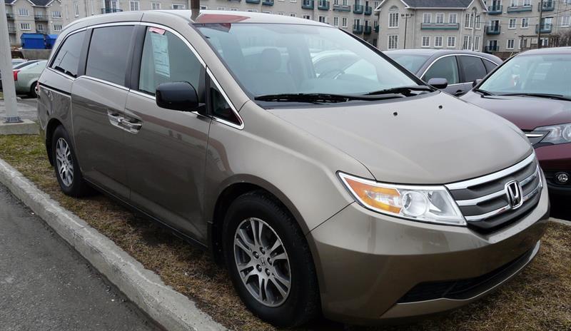 Honda Odyssey 2013 4dr Wgn EX #L4782A