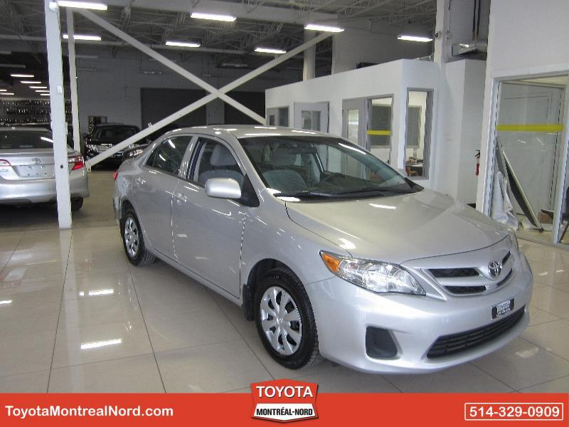 Toyota Corolla 2013 CE Gr. Electric #2525 AT