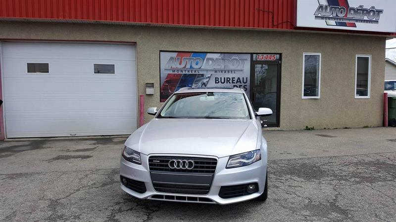 Audi A4 2012 2.0 TSFI quattro Premium #5217