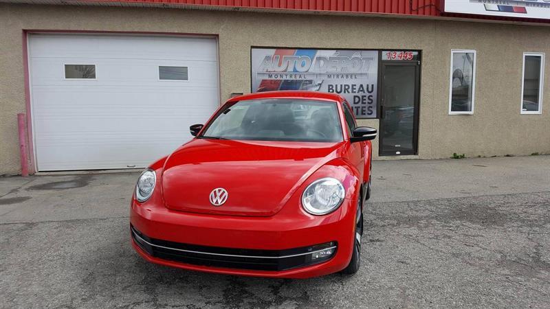 Volkswagen Beetle 2013 Coupe 2.0T Sportline #5830