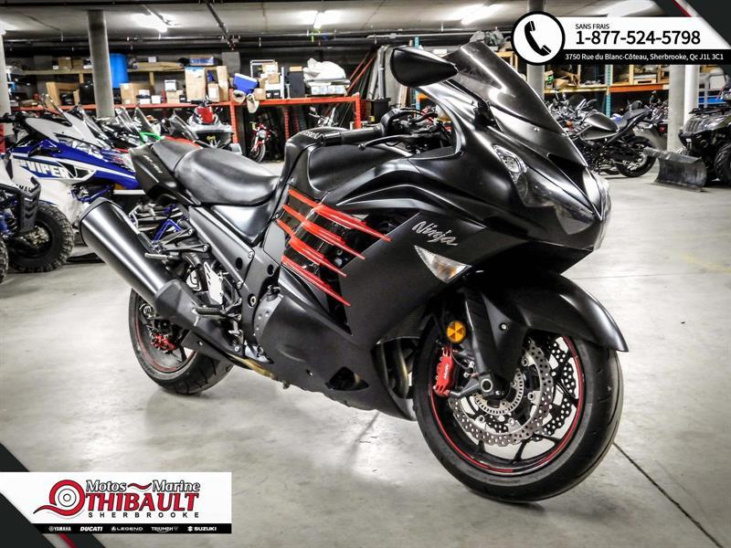 Kawasaki Ninja ZX-14R 2014