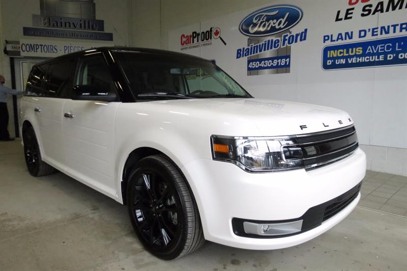 Ford Flex 2016 SEL AWD. CUIR. NAV. TOIT PANORAMIQUE. #217072