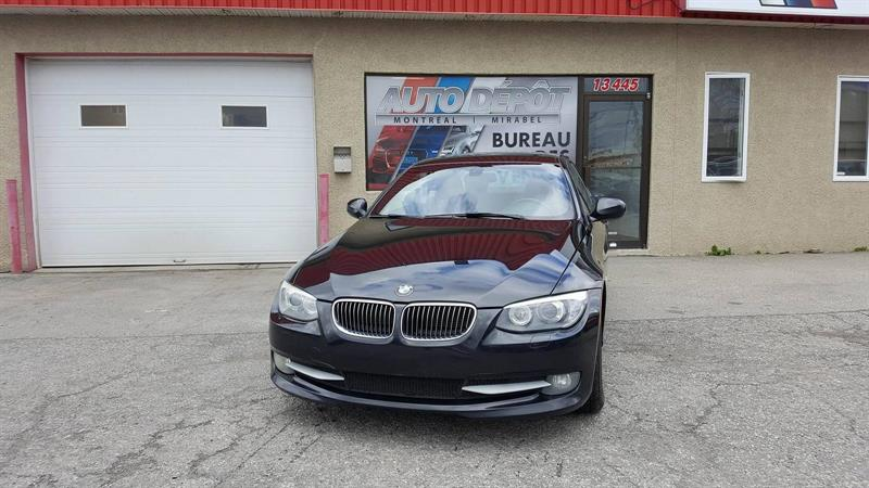 BMW 3-Series 2011 3 Series 328i xDrive coupe #5550