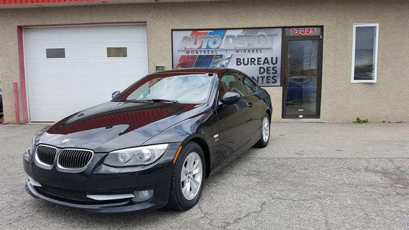 2011 BMW 3Series 328i coupe xDrive Used for sale in Mirabel at
