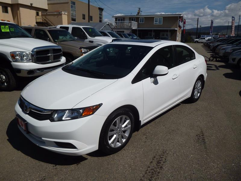 2012 Honda Civic Sdn