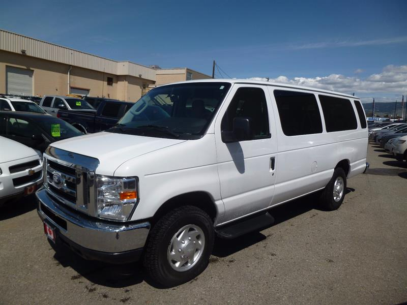 2012 Ford Econoline Wagon E-350 EXTENDED #N0011