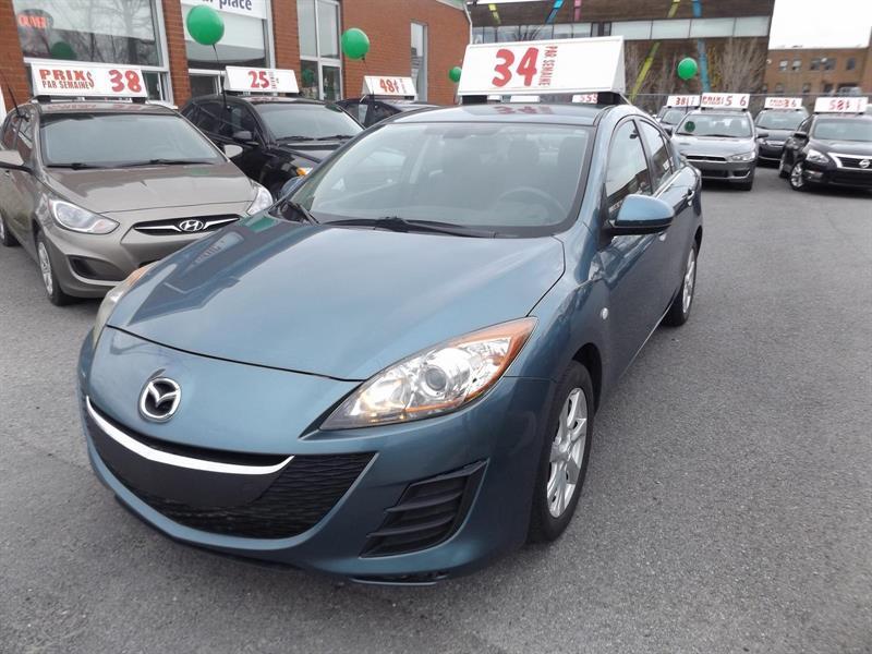 Mazda 3 2010 GX #1642-04