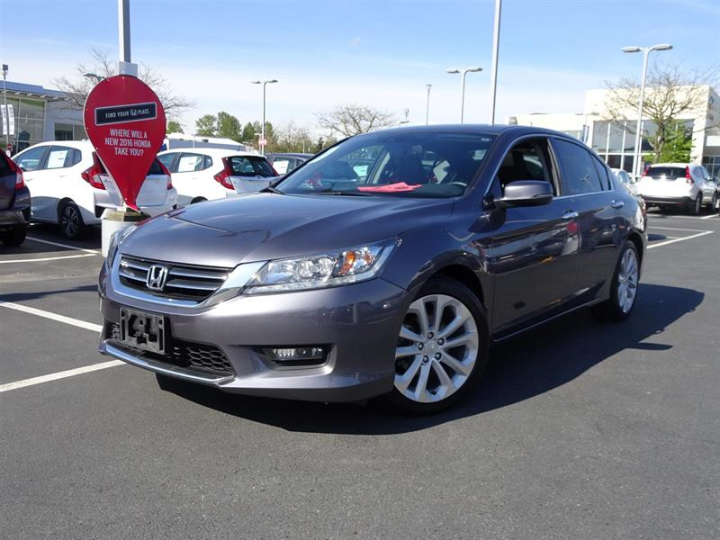 2014 Honda Accord Sedan Touring #LH7540