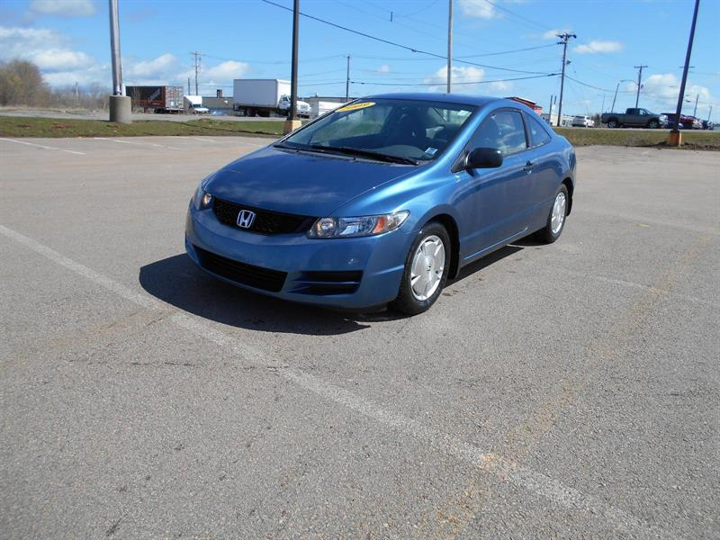 2009 Honda Civic Coupe DX-G #MP-2329A