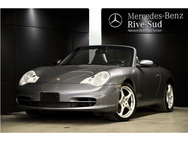 Porsche 911 2002