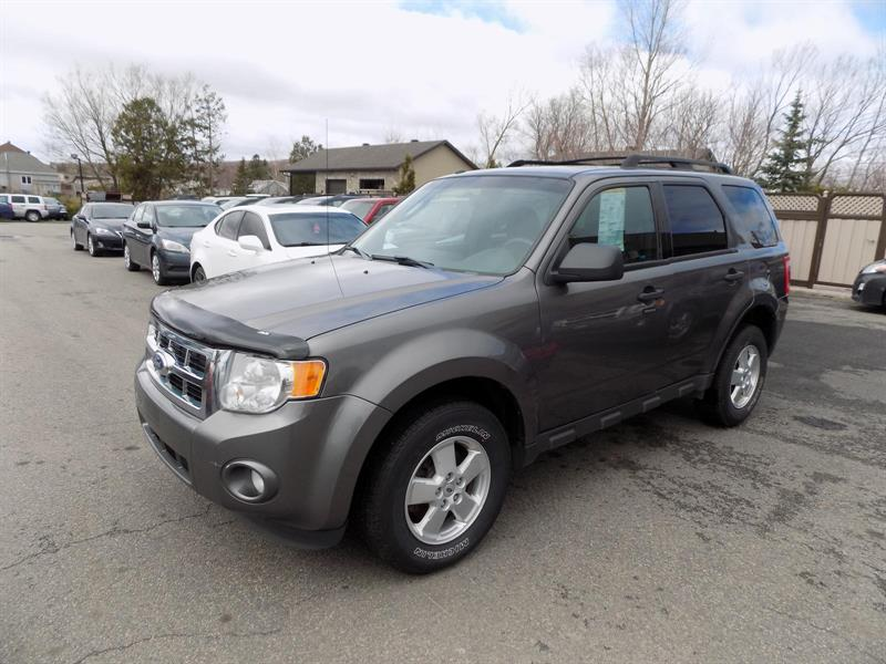 Ford Escape 2012 XLT #AD2623
