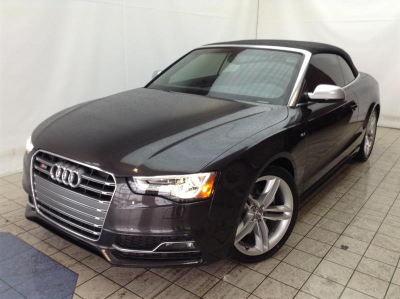 Audi S5 2014 3.0 quattro Progress #U2486