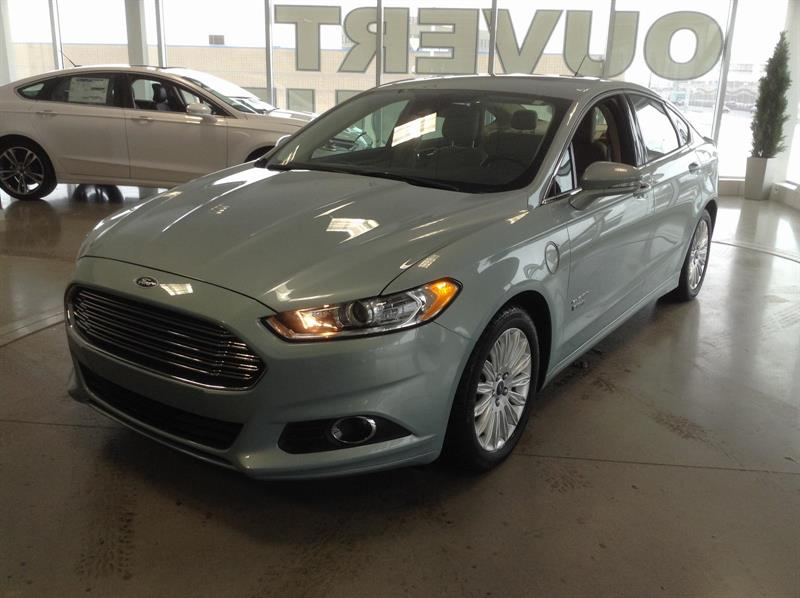 Ford Fusion 2014 Energi SE Luxury NAVI/CELL/FORDTOUCH #U2819
