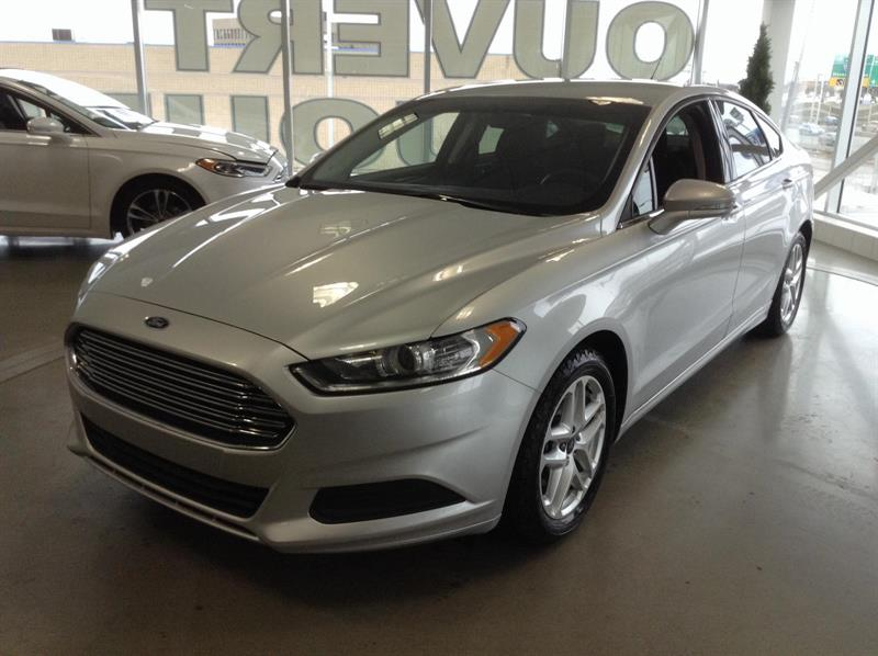Ford Fusion 2013 SE FWD #M6363A