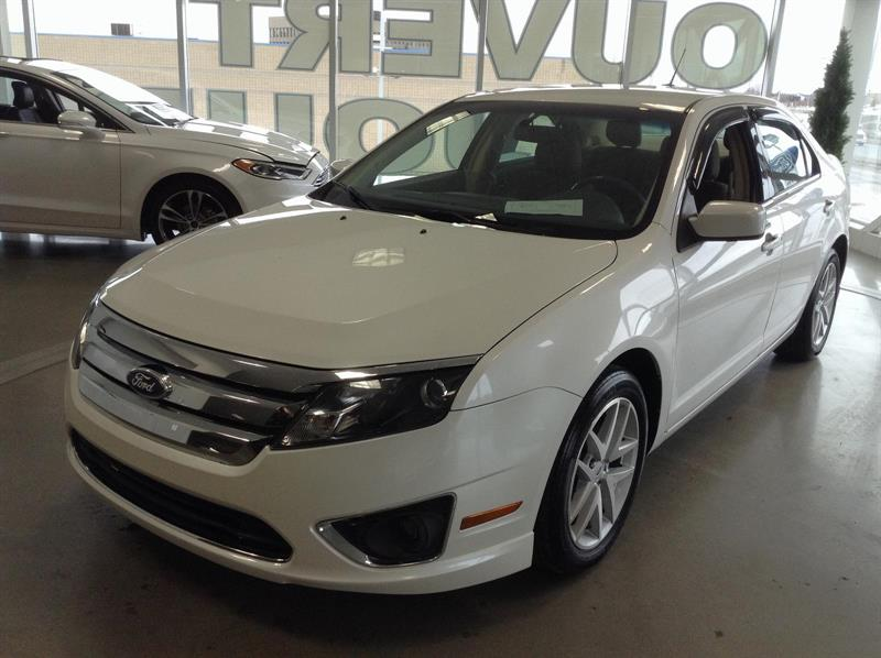 Ford Fusion 2012 2.5 SEL #S6594A