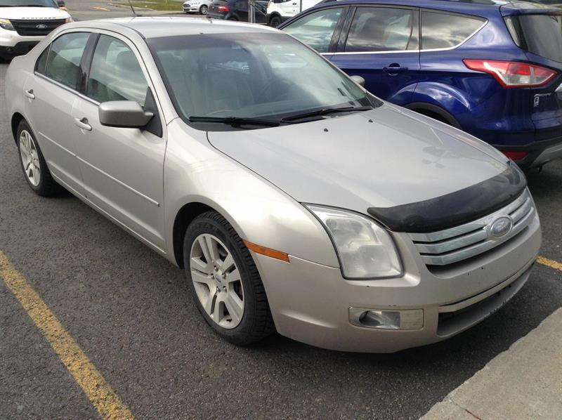 Ford Fusion 2008 SEL #A5073B