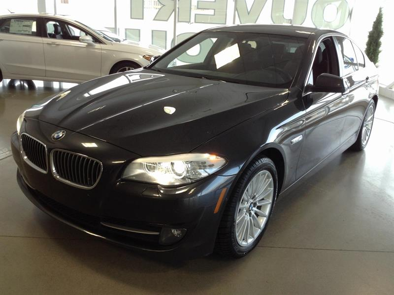 BMW 5 Series Sedan 2013 535i xDrive #U2858