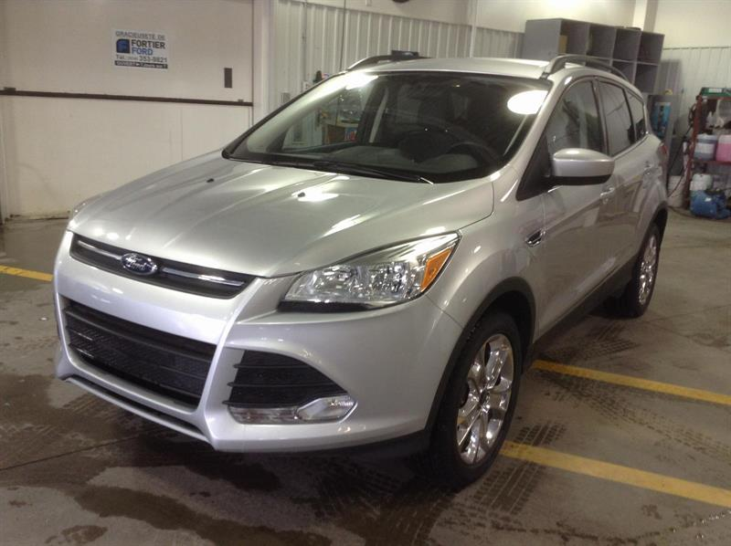 Ford Escape 2015 SE 4WD #U2892