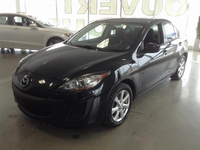 Mazda MAZDA3 GX 2011 #A6067A