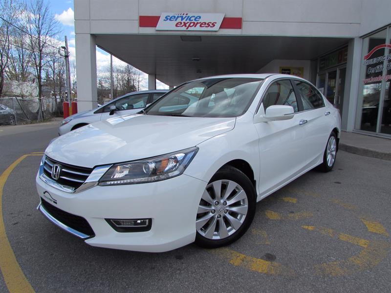 Honda Accord Sedan 2013 4dr I4 Auto EX-L #317573-1