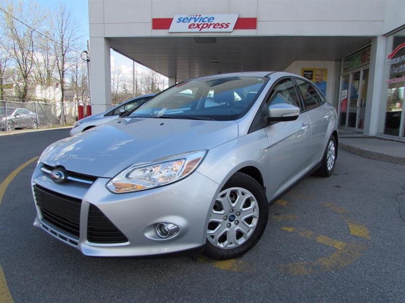 Ford Focus 2012 4dr Sdn SE #317559-1