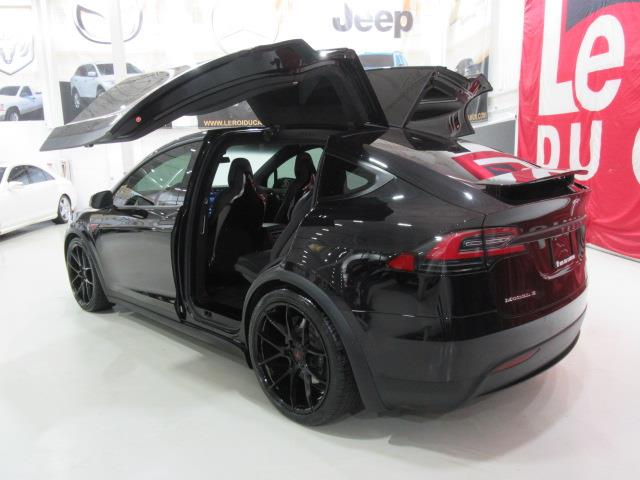 tesla model x model x 90d awd 22 39 39 6 pass 2016 occasion. Black Bedroom Furniture Sets. Home Design Ideas