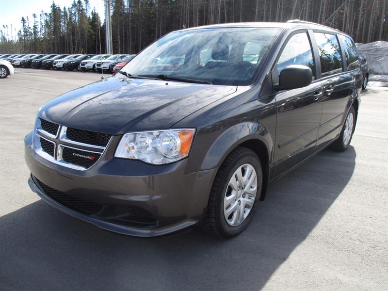 2016 Dodge Grand Caravan 4dr Wgn Canada Value Package #H16568A