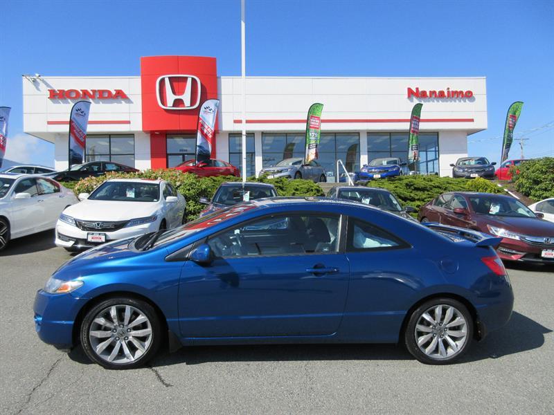 2009 Honda Civic Cpe 2dr Man Si #H3048