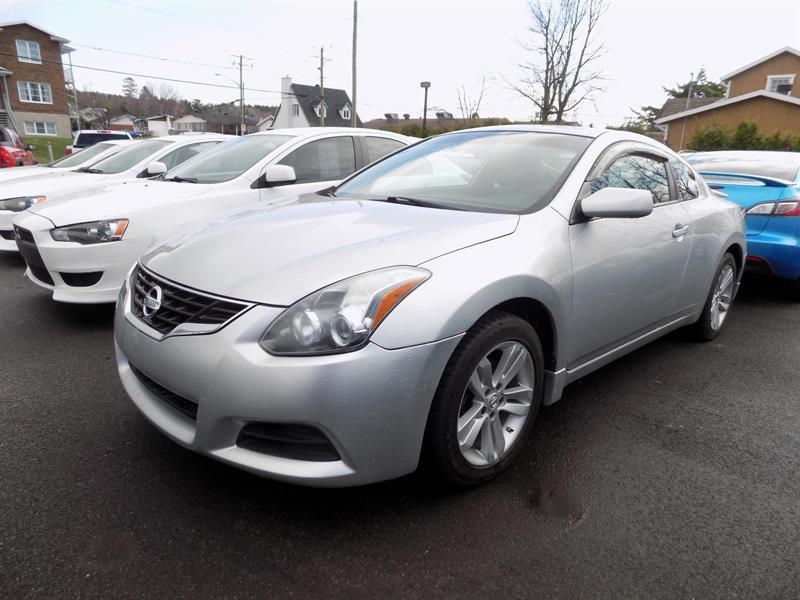 Nissan Altima Coupe 2010 2.5 S #AD2559
