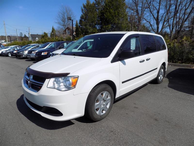 Dodge Grand Caravan 2012 SE #AD3300
