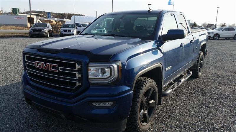 GMC Sierra 1500 2016 double cab base #U0130