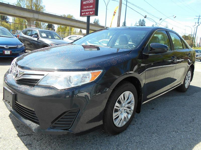 2014 Toyota Camry LE #NG8441