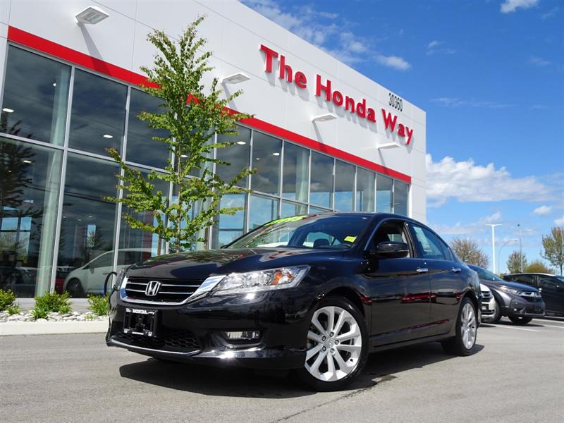 2015 Honda Accord Sedan Touring V6 #17-91A