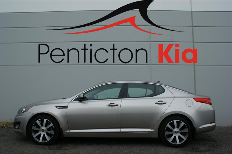 2011 Kia Optima EX Luxury #16PK21