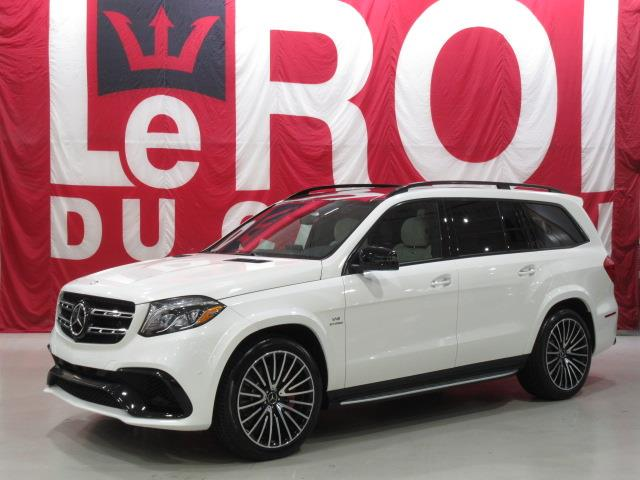 Mercedes-Benz GLS 2017 4MATIC AMG GLS63 577HP #ASM65201