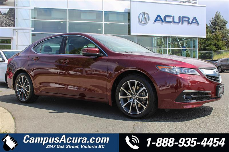2016 Acura TLX 4dr Sdn SH-AWD V6 Elite #AC0683