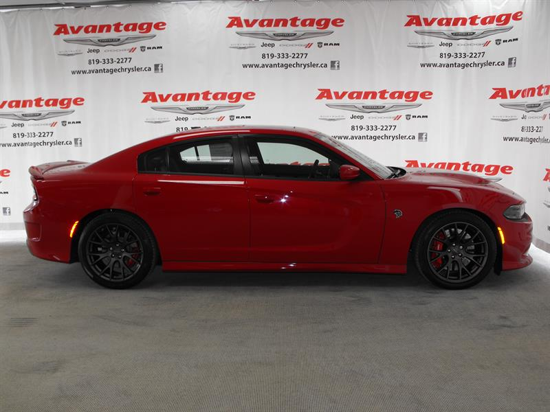 Dodge Charger 2017 4dr Sdn SRT Hellcat RWD #37139a