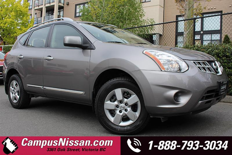 2011 Nissan Rogue S AWD #7-P081A