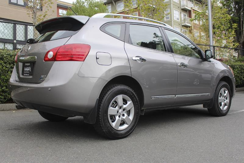 2011 nissan rogue s awd used for sale in victoria at campus nissan. Black Bedroom Furniture Sets. Home Design Ideas