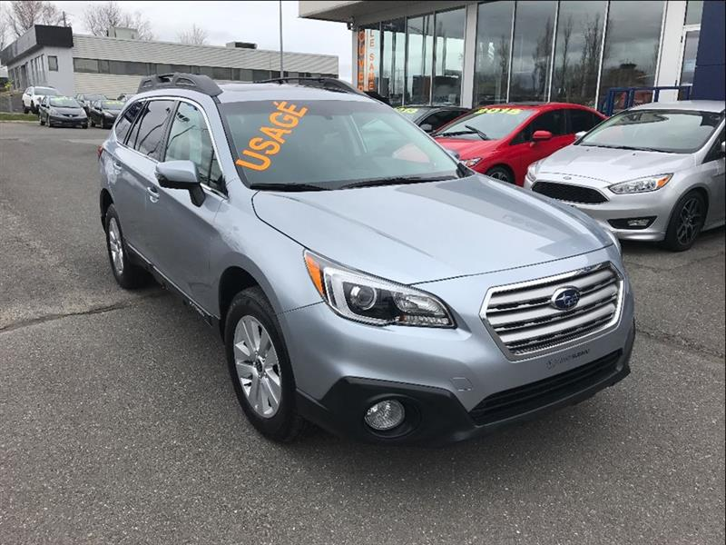 Subaru Outback 2015 3.6R Touring Package #14958A