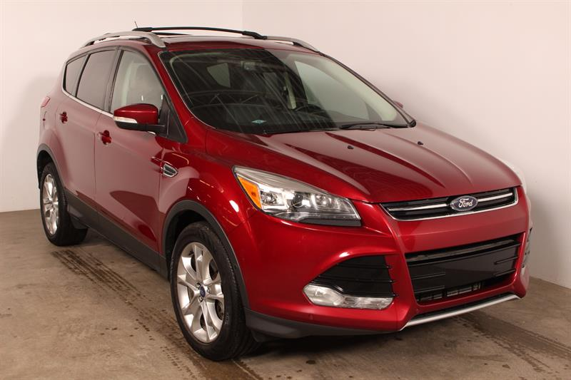 Ford ESCAPE TITANIUM 2014 #71382A